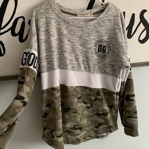 Large Dry Goods Camo Shirt